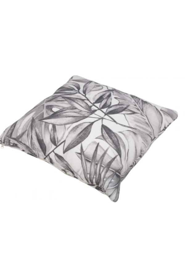 Διακοσμητικό μαξιλάρι  Black Flower