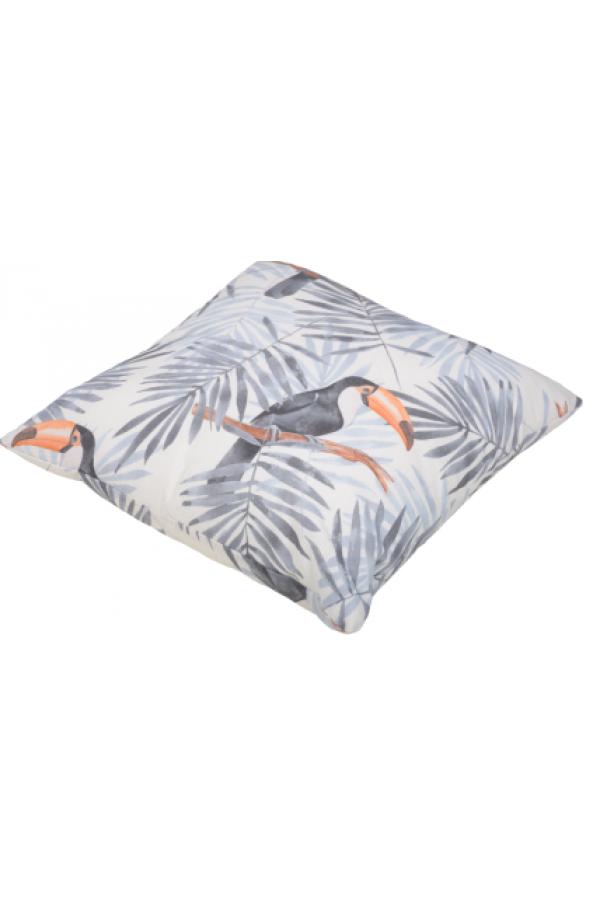 Διακοσμητικό μαξιλάρι Exotic Bird